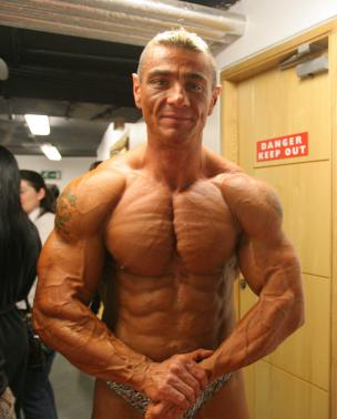 Mr Ireland Bodybuilding Champion and Admitted Steroid Dealer Hans Vogel Given a Second Chance