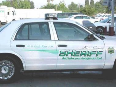 Kern County Sheriff Deputy Investigated After Scorned Estranged Wife Accuses Him of Steroid Use