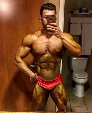 2017 Musclemania Asia Bodybuilding Champion Tested Positive