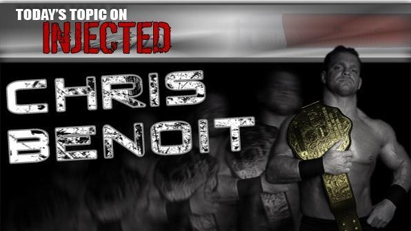 Chris Benoit - Steroid.com presents Injected