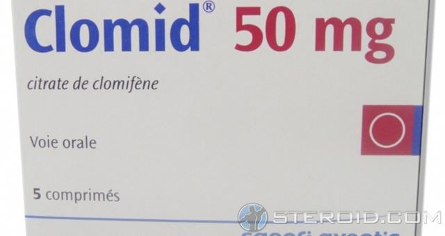 Dose of clomid tablets