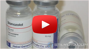 Watch our Stanozolol Video Profile